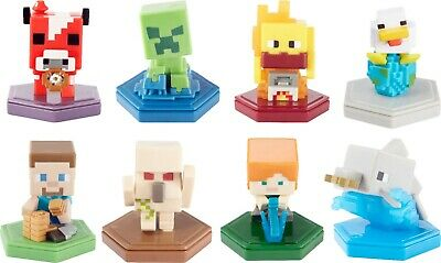 Minecraft Earth Boost Mini Figures 12 to choose from - SEE SPECIAL OFFER
