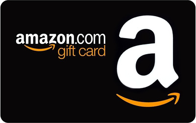 Amazon Gift Card Card shipped Fast Brand New You Choose 10 25 50