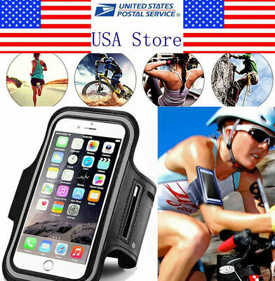 Run Sport Armband Jog Jogging GYM Skin Case Holder Cover for Cell Phone USA Post