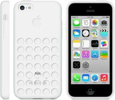 Apple MF039ZMA iPhone 5c Case - White
