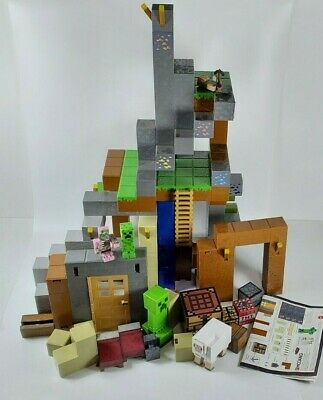 Minecraft Survival Mode Playset Incomplete