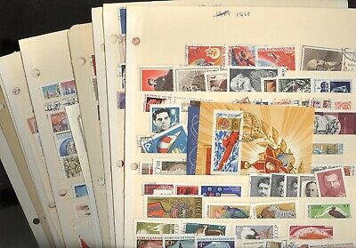 RUSSIA 100s of Stamps in stock pages