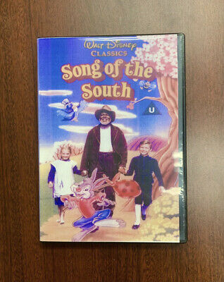 DVD Song Of T South - Remastered