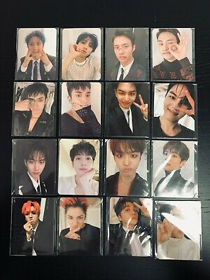 New - Sealed PENTAGON Universe  The Black Hall Preorder Member Photocard