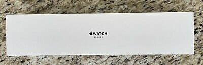 Apple Watch Box Series 3 38mm Space Gray Aluminum Box Only