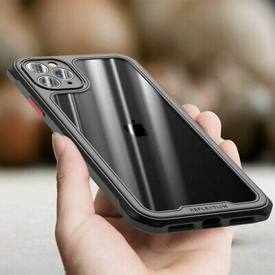 For Apple iPhone 12 Mini 12 Pro Max Clear Soft Case Shockproof Protective Cover