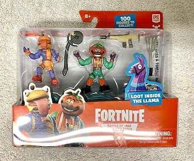 Fortnite Battle Royale Collection Beef Boss - Tomato Head Figure Pack NEW