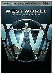WESTWORLD THE COMPLETE FIRST SEASON DVD