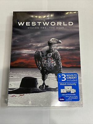 WESTWORLD DVD SEASON TWO THE DOOR BRAND NEW