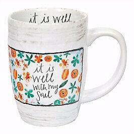 MUG-IT IS WELL (16 OZ)
