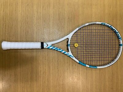 Babolat Drive G Lite Wimbledon Edition Tennis Racquet With Case - 4 14 2 Used