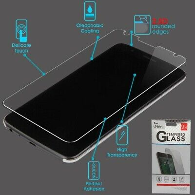 LG Stylo 4 - Tempered Glass Screen Protector