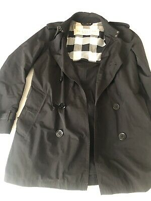 Burberry Mantel coat like new size small