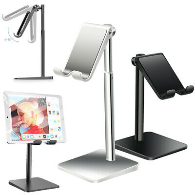 Adjustable Universal Tablet Stand Desk Holder Mount Cell Phone For iPad iPhone