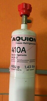410 A  REFRIGERANT 1-43 lbs   22-88 oz     CAN  INTEGRATED FEED VALVE
