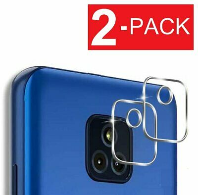 For Moto G Play Power Stylus 2021 One5G Ace Tempered Glass Camera Lens Protector