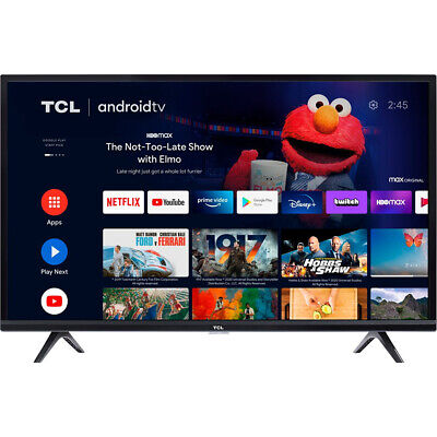 TCL 32 3-Series 720p HD LED Smart Android TV - 2 HDMI - 32S330
