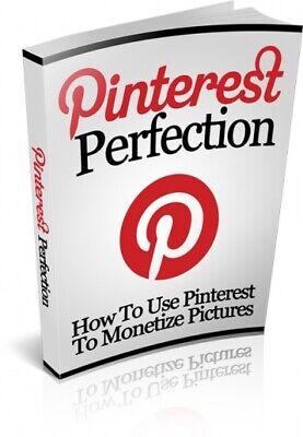 Pinterest Perfection PDF eBook W/Master Resell Rights