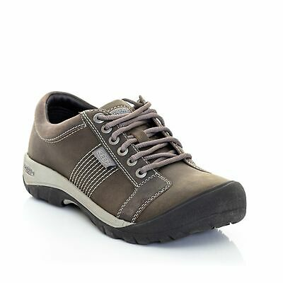 KEEN Mens Austin Leather Shoes
