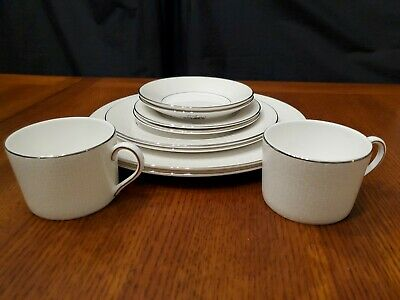 Royal Doulton Opalene 2x5-Piece Place Settings New In Box
