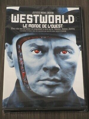 DVD Westworld 1973 Widescreen NEW SEALED