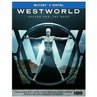 Westworld The Complete First Season BD Blu-ray