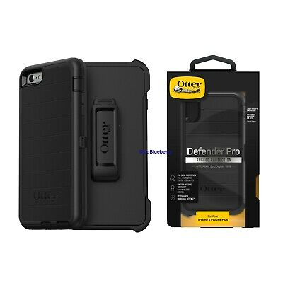 Otterbox Defender PRO Case - Holster for iPhone 6 Plus - iPhone 6s Plus 5-5