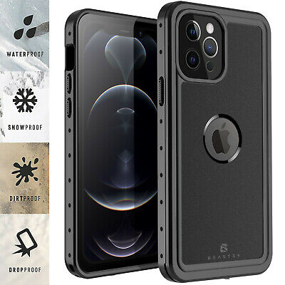 Waterproof Case For Apple iPhone 12  Pro Max  Mini Shockproof Screen Protector