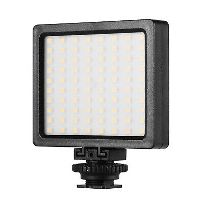 LIYADI  Video Light Panel On-Camera 5600K Dimmable Lamp for Smartphones P9L5