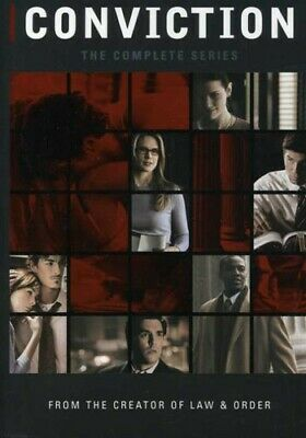 Conviction The Complete Series 3-Disc DVD Set New - Factory Sealed WIDESCREEN