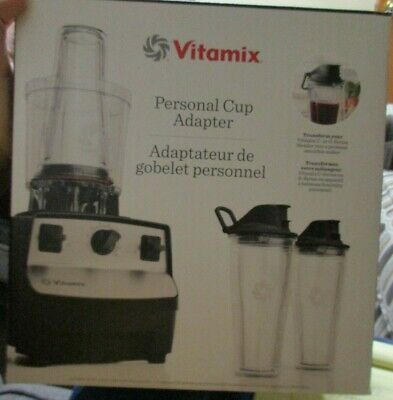 Vitamix 20oz Personal Cup Adapter VM0179 BRAND NEW