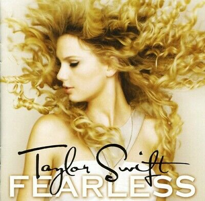 Taylor Swift-Fearless New CD