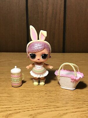 LOL Surprise Spring Bling HOPS Easter Doll Limited Edition