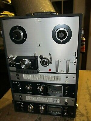 Roberts 770X Reel To Reel Tape Recorder UNTESTED- VERY NICE
