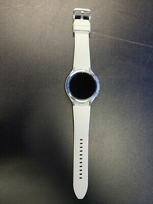 Samsung Galaxy Watch4 Classic Watch 4 46MM SM-R890 Stainless Steel Silver - More