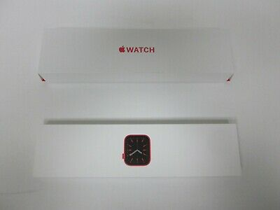Apple Watch Series 6 40MM Red Aluminum Red Sport Band GPS A2291 EMPTY BOX ONLY