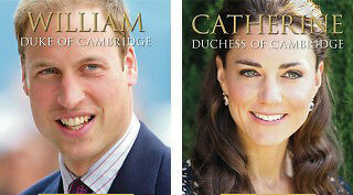 Prince William Kate Middleton DUKE DUCHESS CAMBRIDGE BIRTHDAY SPECIAL BOOKLETS