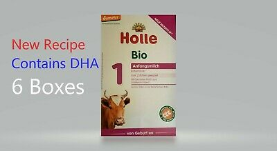 6-boxes-Holle-Organic-Baby-infant-Formula-Stage-1-Free-PRIORITY-shipping 1020