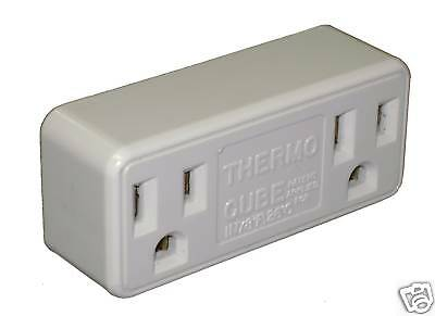 TC-3 ThermoCube Thermostatically Controlled Outlet Thermo Cube On 35°-Off 45°