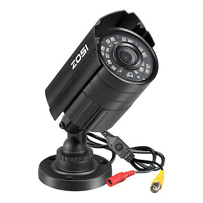 ZOSI 1080p 4in1 Wired Home CCTV Security Camera Outdoor Waterproof Night Vision