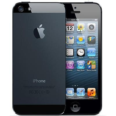 Apple iPhone 5 16 GB Black Unlocked good condition 12 months warranty