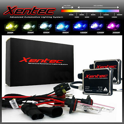 Xentec Xenon Headlight HID Kit for Honda Civic Accord H4 H11 9005 9006 880 H10