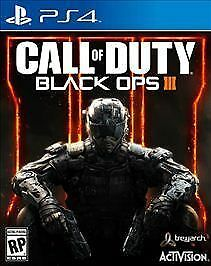 Call of Duty Black Ops III Sony PlayStation 4 2015