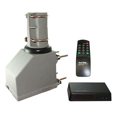Channel Master 9521A TV Antenna Rotator System with Remote Control Rotor IR 9521