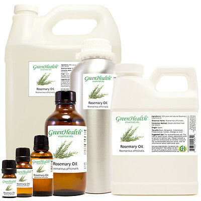Rosemary Essential Oil 100 Pure Many Sizes FreeShip