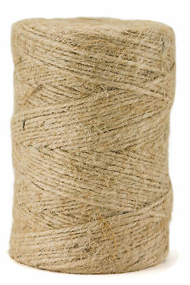 360 Premium Jute Twine String All-Natural 3-ply Cord Rope for Craft Gift DIY