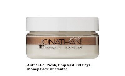 Jonathan DIRT TEXTURIZING PASTE 1-7 Oz- Brand New Authentic We Ship Fast