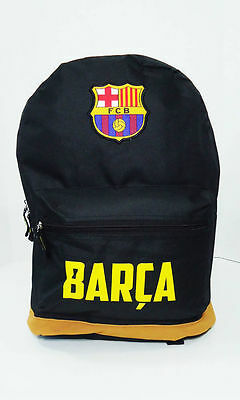 backpack FC Barcelona  school mochila bookbag cinch Bag official Messi 10