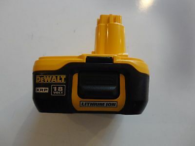 DEWALT DC9182 18V 18 Volt Lithium Ion Battery Pack 2016 Date replaces DC9180