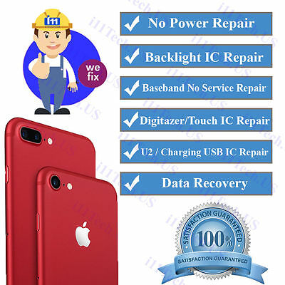 iPhone 6 Plus Digitizer Touch IC Repair Service